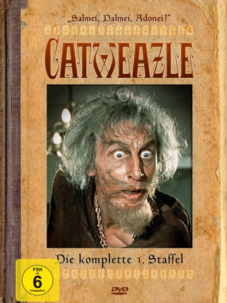 Catweazle Staffel 1 (Neuauflage)