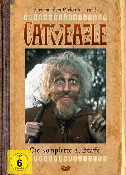 Catweazle Staffel 2 (Neuauflage)
