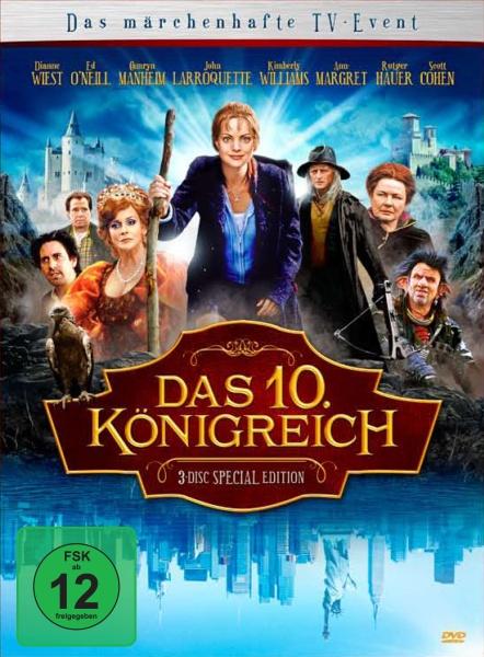Das 10. Königreich (3 DVDs)