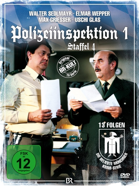 Polizeiinspektion 1 - Staffel 4 (3 DVDs)