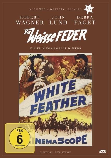 Die weiße Feder (Edition Western-Legenden #1) (Neuauflage)