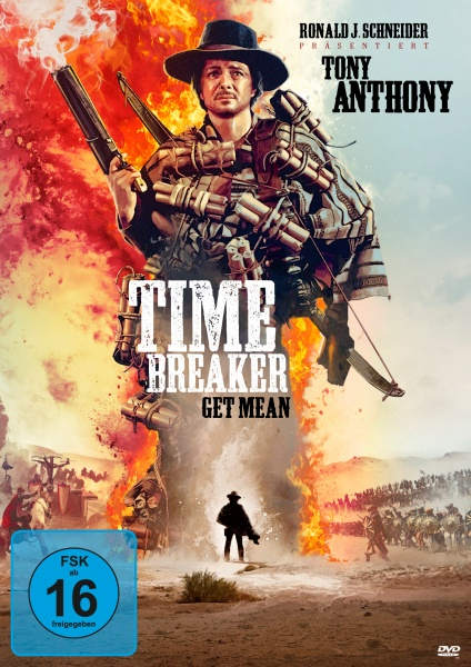 Time Breaker - Get Mean (DVD)