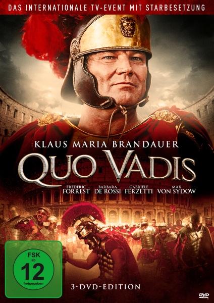 Quo vadis? (3 DVDs)