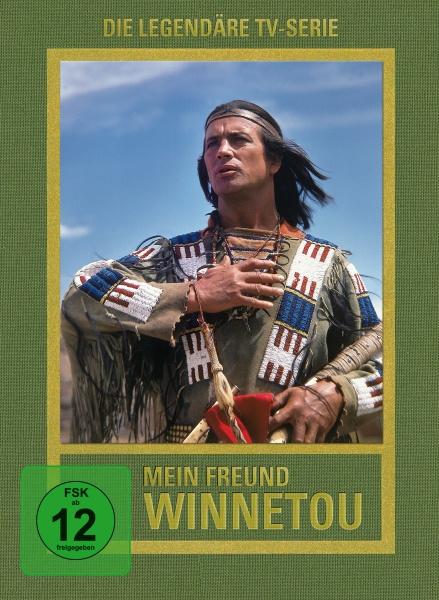 Mein Freund Winnetou - Die komplette Serie (Neuauflage) (3 DVDs)