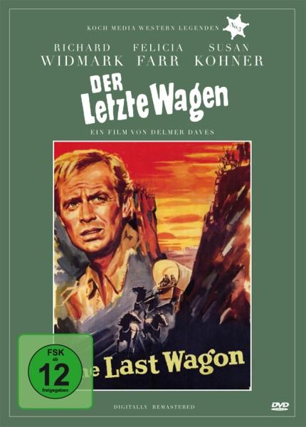 Der letzte Wagen (Edition Western-Legenden #3)
