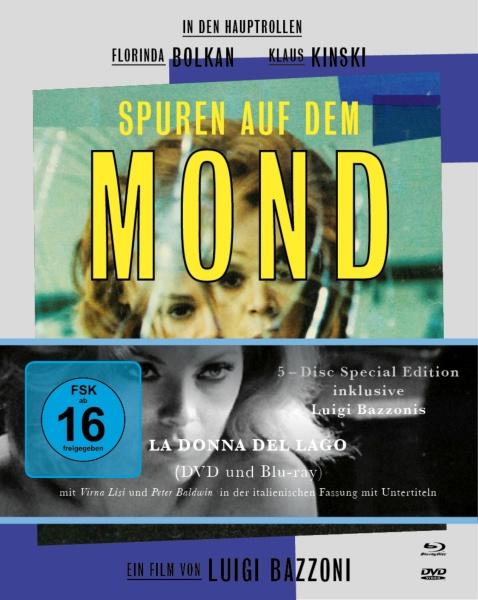 Spuren auf dem Mond (2 Blu-rays + 3 DVDs)