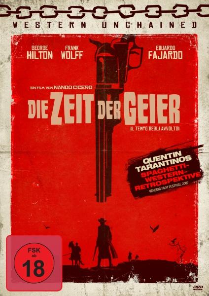 Die Zeit der Geier (Western Unchained # 1)