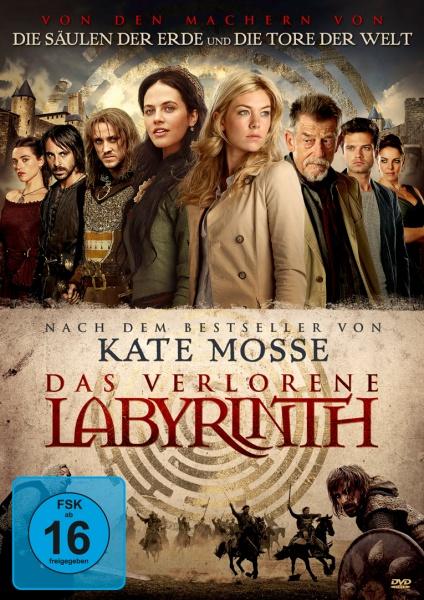 Das verlorene Labyrinth (2 DVDs)