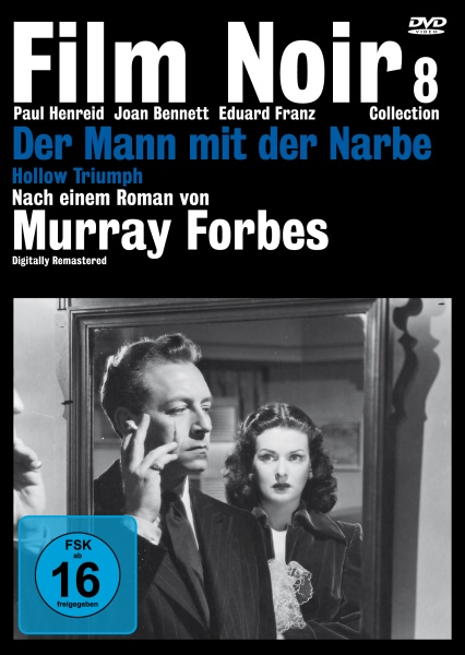 Film Noir Collection #8: Der Mann mit der Narbe