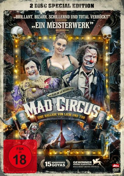 Mad Circus - Eine Ballade von Liebe und Tod - 2-Disc Special Edition