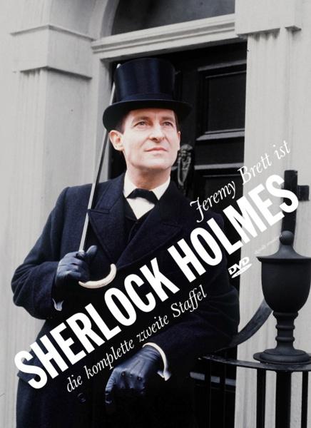 Sherlock Holmes Staffel 2 (3 DVDs) (Neuauflage)