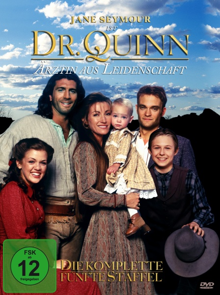 Dr. Quinn - Ärztin aus Leidenschaft Staffel 5 (Neuauflage) (7 DVDs)