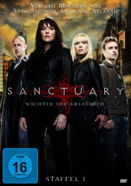 Sanctuary - Wächter der Kreaturen, Staffel 1 (5 DVDs) (Neuauflage)