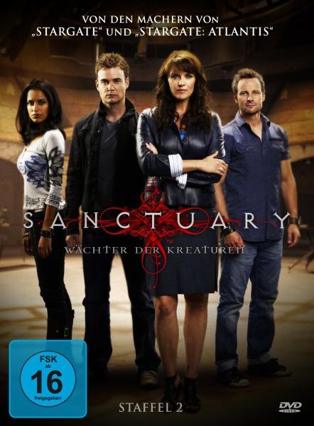 Sanctuary - Wächter der Kreaturen, Staffel 2 (Neuauflage) (4 DVDs)