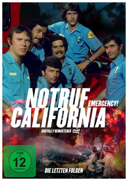 Notruf California - Die letzten Folgen (3 DVDs)