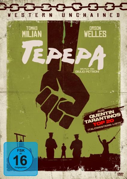 Tepepa (Western Unchained # 4)