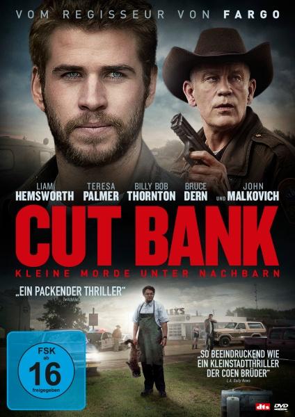 Cut Bank - Kleine Morde unter Nachbarn (DVD)