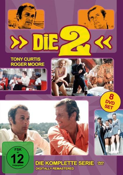 Die 2 - Komplette Serie (8 DVDs)