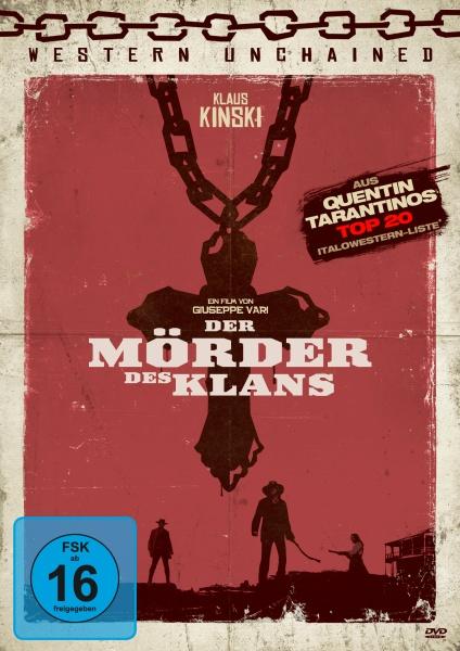 Mörder des Klans (Western Unchained # 10)