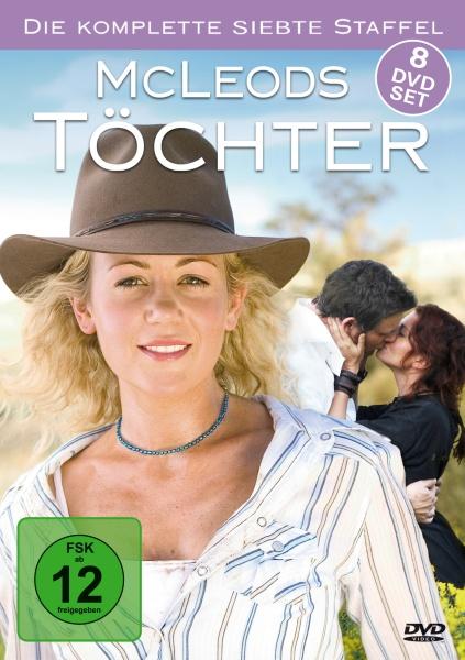 McLeods Töchter - Staffel 7 (8 DVDs)