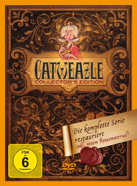 Catweazle - Collectors Edition (Neuauflage) (6 DVDs)