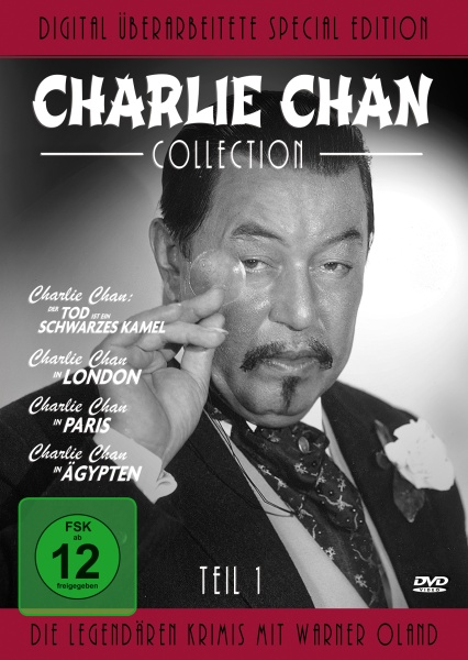 Charlie Chan Collection - Teil 1 (4 DVDs)