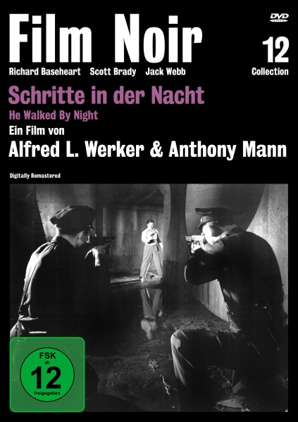 Film Noir Collection #12: Schritte in der Nacht