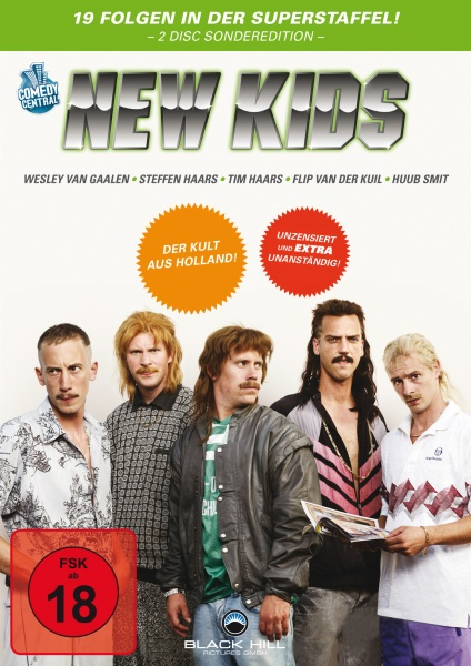New Kids - Superstaffel uncut (2 DVD Sonderedition)