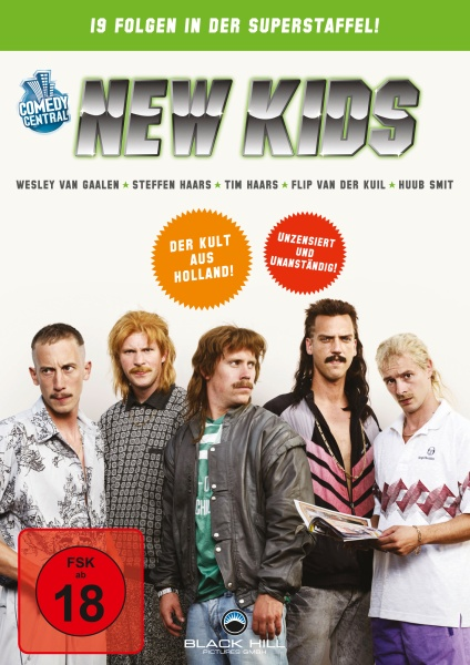 New Kids - Superstaffel uncut