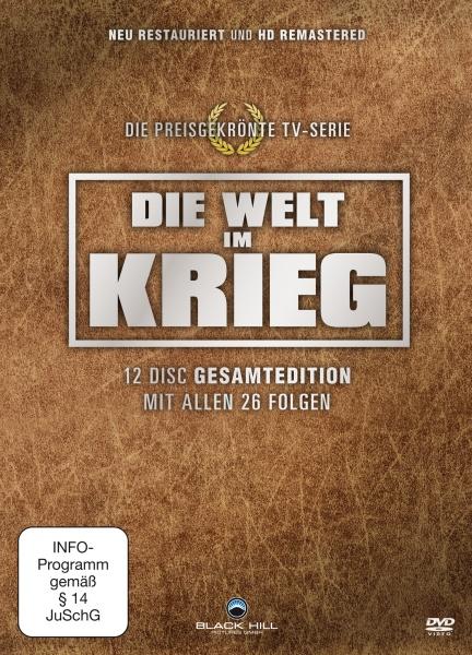 Die Welt im Krieg Box - Gesamtedition (12 DVDs)