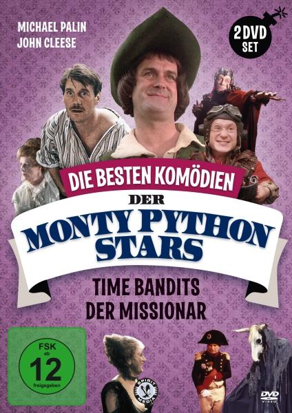 Die besten Komödien der Monty Python Stars (2 DVDs)