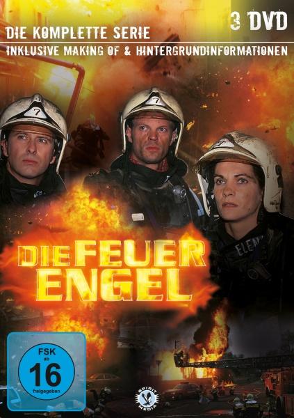 Die Feuerengel (Neuauflage) (3 DVDs)