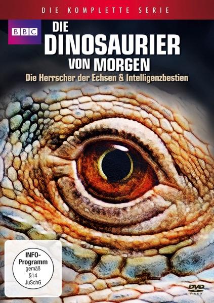 Die Dinosaurier von morgen - Die Herrscher der Echsen & Intelligenzbestien