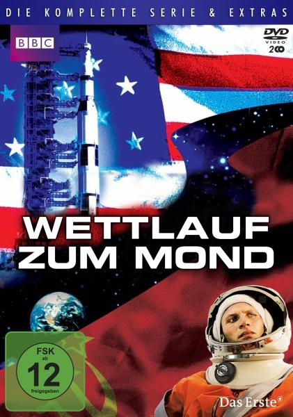 Wettlauf zum Mond - Die komplette Serie (2 DVDs)
