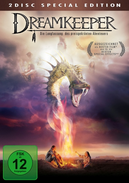 Dreamkeeper (2 DVDs)