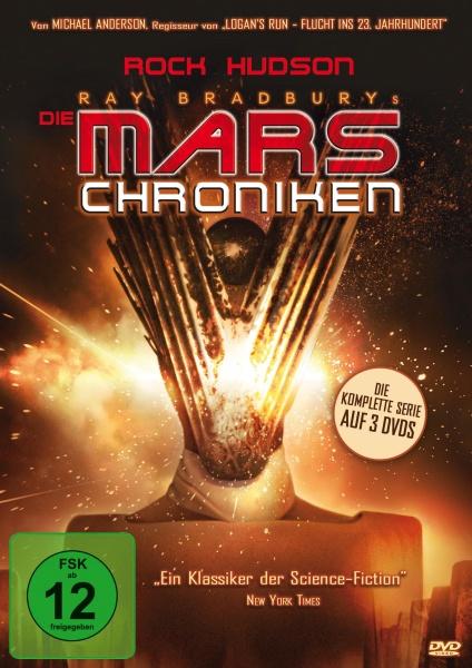 Die Mars-Chroniken (Neuauflage) (3 DVDs)