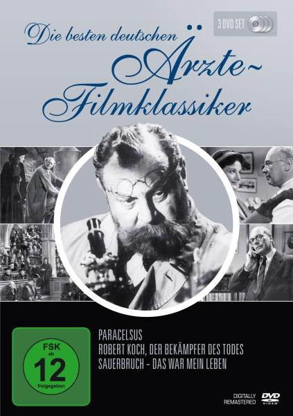 Die besten deutschen Ärzte-Filmklassiker (3 DVDs)