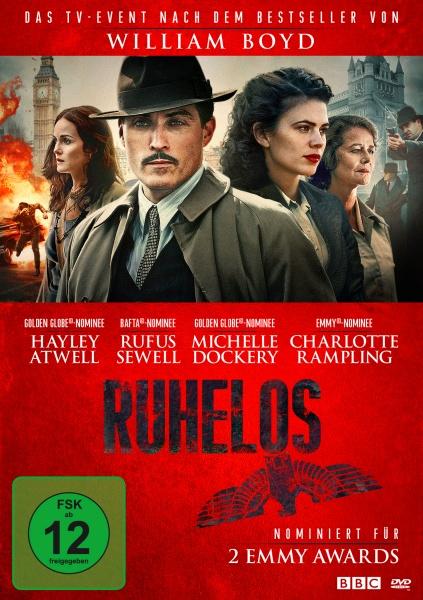 Ruhelos (DVD)