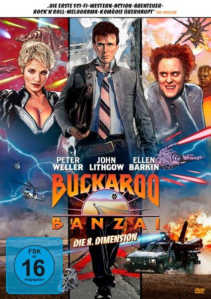Buckaroo Banzai - Die 8. Dimension: Special Edition (DVD)