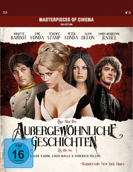 Außergewöhnliche Geschichten (Masterpieces of Cinema) (Blu-ray)
