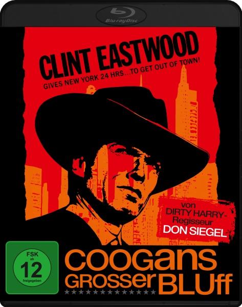 Coogans großer Bluff (Blu-ray)