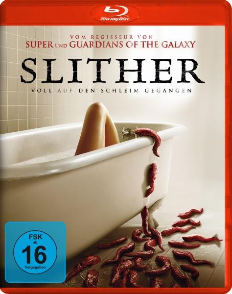 Slither - Voll auf den Schleim gegangen (Blu-ray)