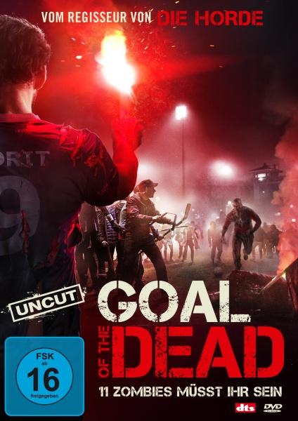 Goal of the Dead - 11 Zombies müsst ihr sein! (DVD)