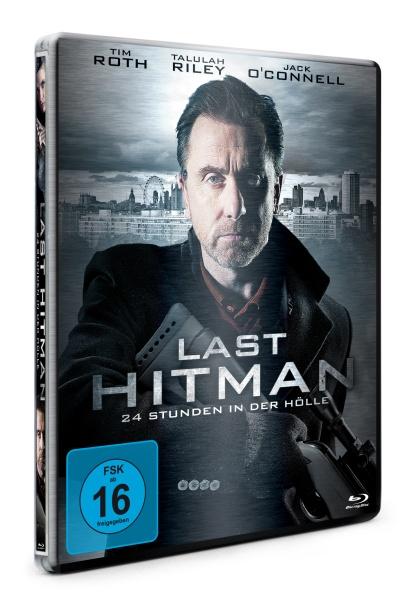 Last Hitman - 24 Stunden in der Hölle (Blu-ray) (Steelbook)
