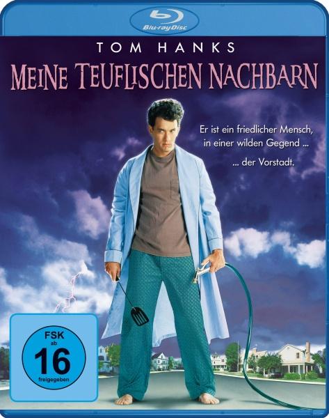Meine teuflischen Nachbarn (Blu-ray)