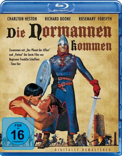 Die Normannen kommen (Blu-ray)