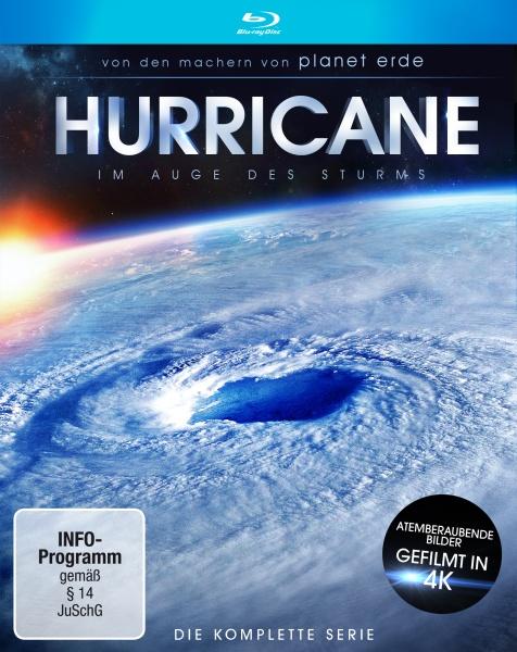 Hurricane - Die komplette Serie (2 Blu-rays)