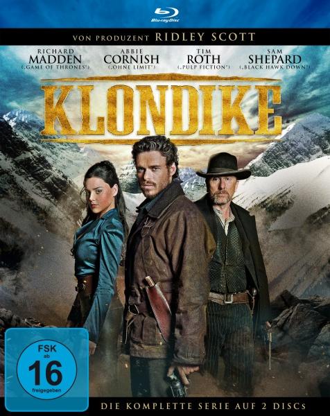 Klondike - Die komplette Serie (2 Blu-rays)