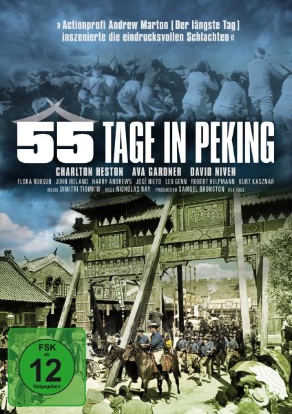 55 Tage in Peking (Neuauflage) (DVD)