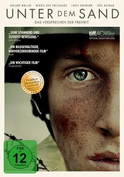 Unter dem Sand - Das Versprechen der Freiheit (DVD)